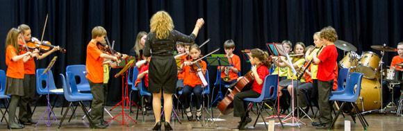 Orchestras, Bands & Instrumental Groups