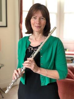 Claire Jackson, wind, brass, instrumental groups