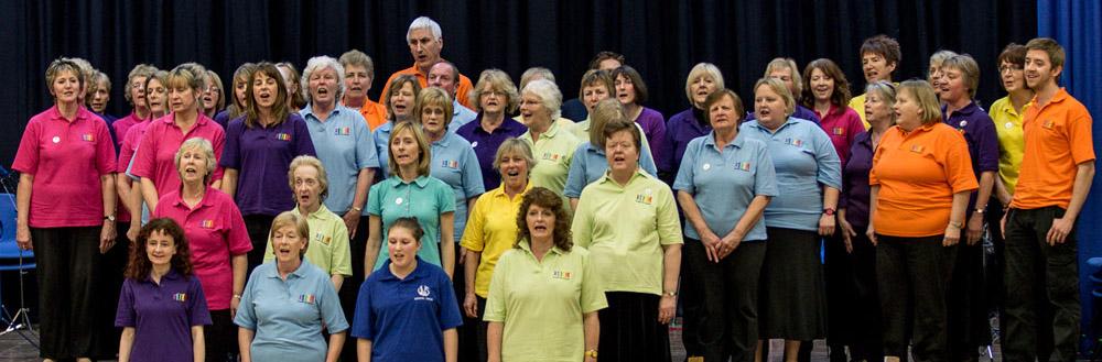Banner Choir